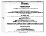 2014 McGraw-Hill Reading Wonders 1st Grade UNIT 3 WEEK 5 Whole Group Plans