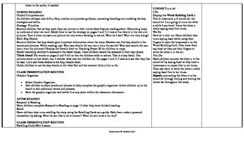 Reading Wonders 1st Grade UNITS 1-6 APPROACHING Plans **BUNDLE**