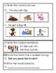 Reading Wonders 1st Grade Unit 1 Week 2 Phonics Assessment with Short i