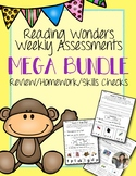 1st Grade Reading Assessments Weekly Reading Wonders