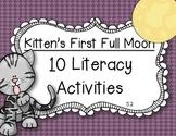 Reading Wonders 1st  Kitten's First Full Moon 5.2 {10 Literacy Activities}