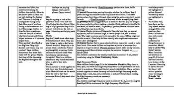 McGraw-Hill Reading Wonders 2nd Gr UNITS 1-6 Wonderworks Sm Grp Plans BUNDLE
