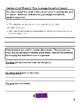 Reading Wonders Unit 5 2nd Grade Grammar Notebook with Mentor Sentence