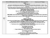 McGraw-Hill Reading Wonders 2nd Grade UNIT 1 WEEKS 1-6 Whole Group Plans BUNDLE