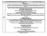 McGraw-Hill Reading Wonders 2nd Grade UNIT 2 WEEKS 1-6 Whole Group Plans BUNDLE