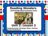 Reading Wonders 2nd Grade Unit 2 Lesson 3