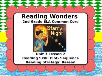 Reading Wonders 2nd Grade Unit 3 Lesson 2