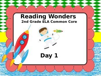 Reading Wonders 2nd Grade Unit 3 Lesson 4