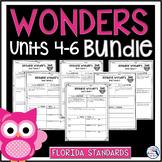Wonders 3rd Grade Units 4-6 Florida