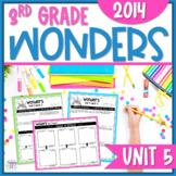 Wonders 3rd Grade Unit 5 Digital & Printable