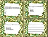 Reading Wonders 3rd Grade Unit2 Week1