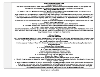 McGraw-Hill Reading Wonders 4th Grade UNIT 3 WEEK 6 Whole Group Plans