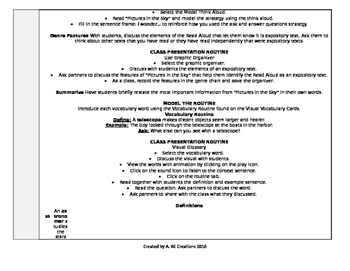 McGraw-Hill Reading Wonders 4th Grade UNIT 4 WEEK 4 Whole Group Plans