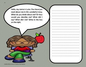 4th Grade Unit 5 Reading Wonders - Tri-folds + Activities Bundle