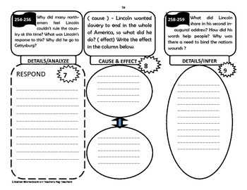Reading Wonders 4th Grade  Unit Three - Tri-Folds Only ( bundle)