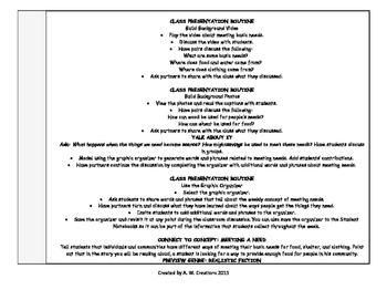 McGraw-Hill Reading Wonders 5th Grade UNIT 3 WEEKS 1-6 Whole Group Plans BUNDLE