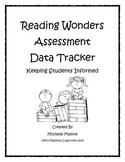 Reading Wonders Assessment Data Tracker