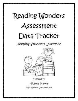 Reading Wonders Assessment Data Tracker