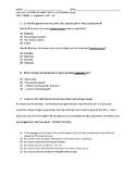 Reading Wonders Auginaldo Comprehension Questions
