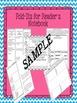 "Reading Wonders  ""Bundled""  Comprehension Fold-its Units 1"