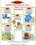 *Reading Wonders:       Bundled Lesson Plans Unit 1 Week 1-5