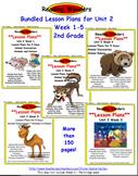 *Reading Wonders: Bundled Lesson Plans Unit 2 Week 1-5