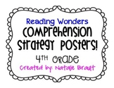 Reading Wonders Comprehension Strategy Posters