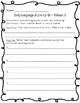 Reading Wonders Daily Language Activity - Grade 4 Unit 4