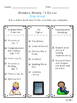 Reading Wonders Differentiated Centers Checklists - Grade 4 Unit 1
