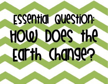 Reading Wonders Essential Question and Concept Unit 4