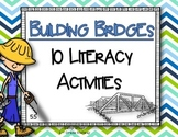 Reading Wonders First Grade Building Bridges 5.5 {10 Literacy Activities}