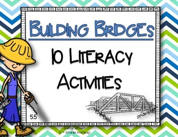 Reading Wonders First Grade Building Bridges 5.5 {10 Literacy Activities}