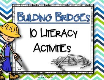 Reading Wonders First Grade Building Bridges 5.5 {10 Liter