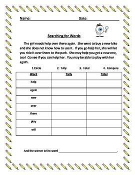 Reading Wonders First Grade Bundle Unit 2 Week 1