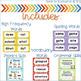 Reading Wonders First Grade Focus Wall BUNDLE