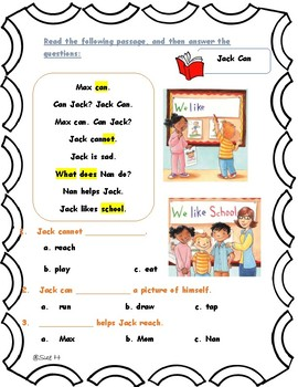 Reading Wonders First Grade Unit 1