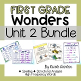 First Grade Wonders Unit 2 Bundle