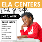 Reading Wonders First Grade Unit 2, Week 1