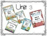 Reading Wonders First Grade- Unit 3  **Bundle**