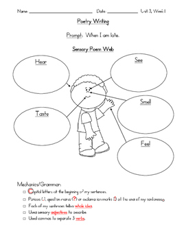 Reading Wonders First Grade Unit 3 Writing Activities with
