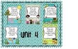 Reading Wonders First Grade- Unit 4  **Bundle**