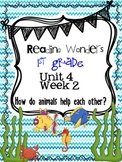 Reading Wonders First Grade- Unit 4 Week 2
