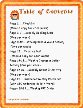 Reading Wonders First Grade Unit 6 Adapted Spelling and Homework Bundle