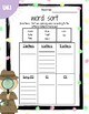Reading Wonders First grade Unit 6 Week 1 Word Work Packet