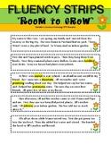 Reading Wonders Fluency Strips - Room to Grow