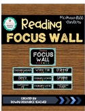 Reading Wonders Focus Wall Headers