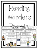 Reading Wonders Focus Wall Posters Grade 4 Unit 2