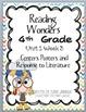 Reading Wonders Fourth Grade Unit 1 Bundle