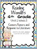 Reading Wonders Fourth Grade Unit 1 Week 5