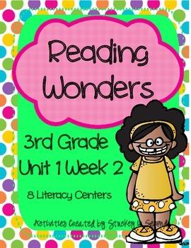 Reading Wonders Grade 3 Unit 1 Week 2